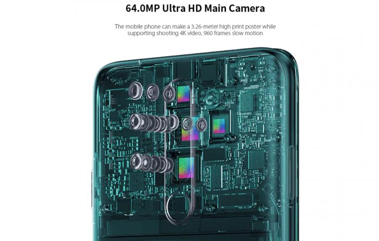 Nagyon jó áron kapható a Redmi Note 8 Pro 3