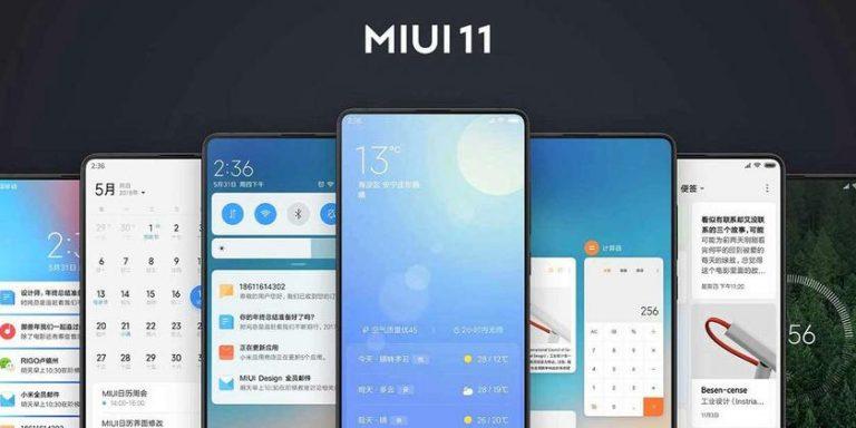 Érkezik a Xiaomi MIUI 11-es verziója 2