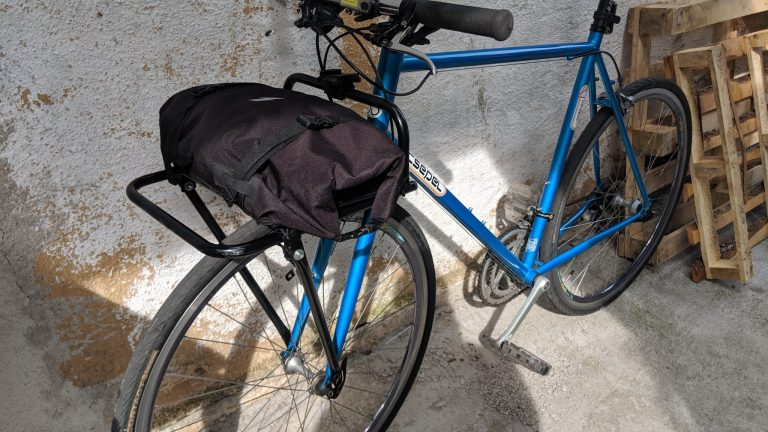 SAHOO 900D biciklis kormánytáska teszt 8