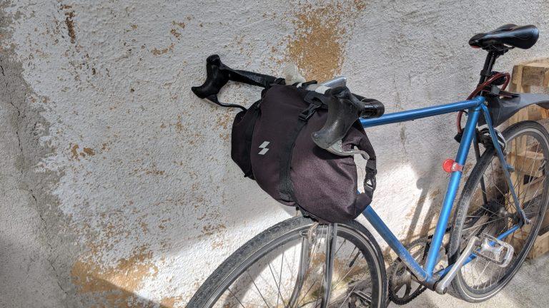 SAHOO 900D biciklis kormánytáska teszt 7