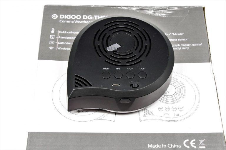 DIGOO DG-THS02 időjárás állomás teszt 3