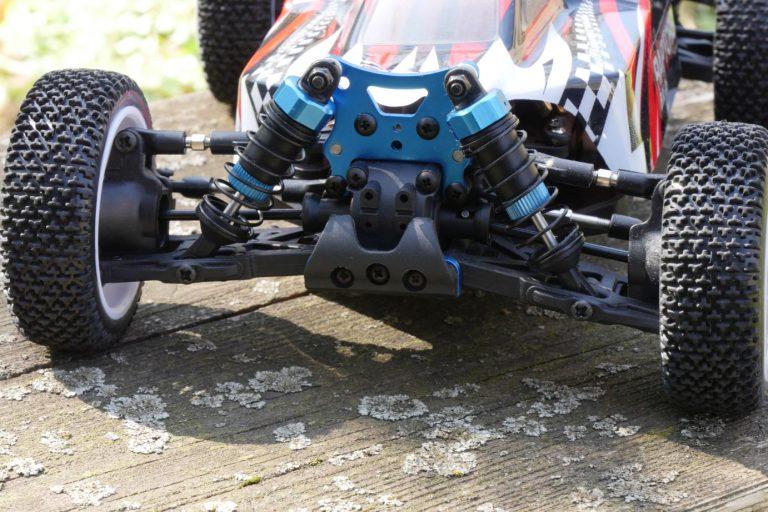 ZD Racing Raptor BX-16 RC autó teszt 18