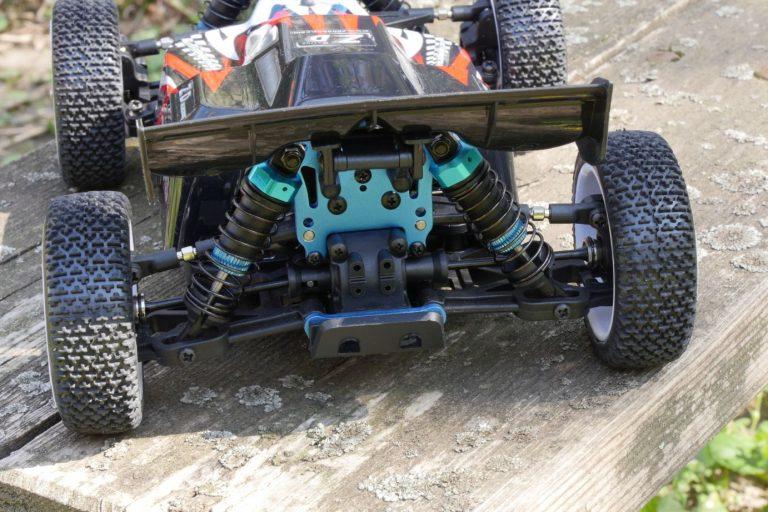 ZD Racing Raptor BX-16 RC autó teszt 16