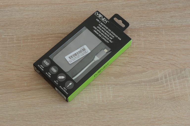 Minix NEO S2 Type-C SSD combo drive teszt 7