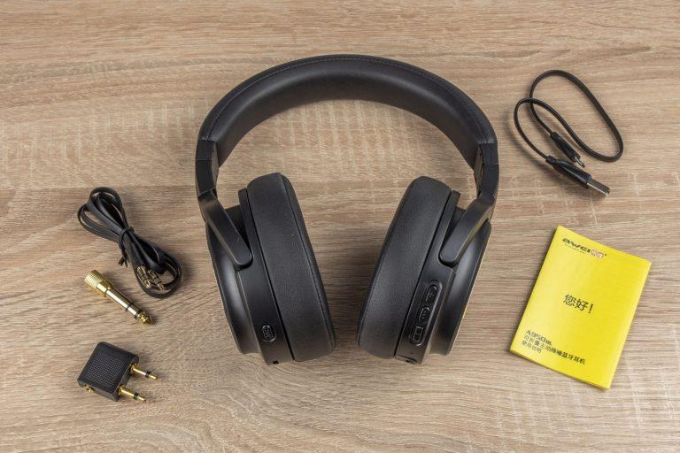 Awei A950BL Bluetooth-os fejhallgató teszt 4