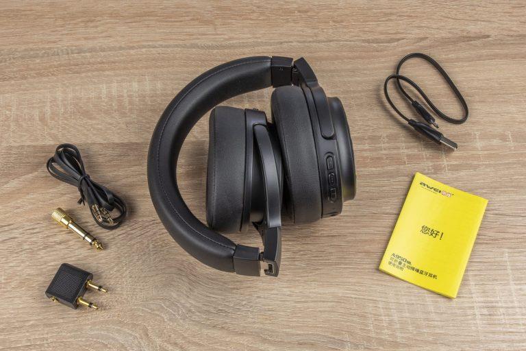 Awei A950BL Bluetooth-os fejhallgató teszt 5