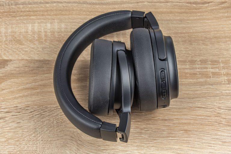 Awei A950BL Bluetooth-os fejhallgató teszt 6