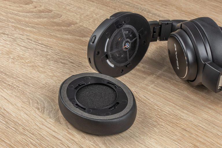 Awei A950BL Bluetooth-os fejhallgató teszt 11