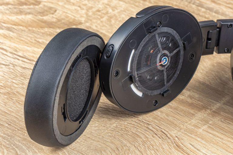 Awei A950BL Bluetooth-os fejhallgató teszt 12