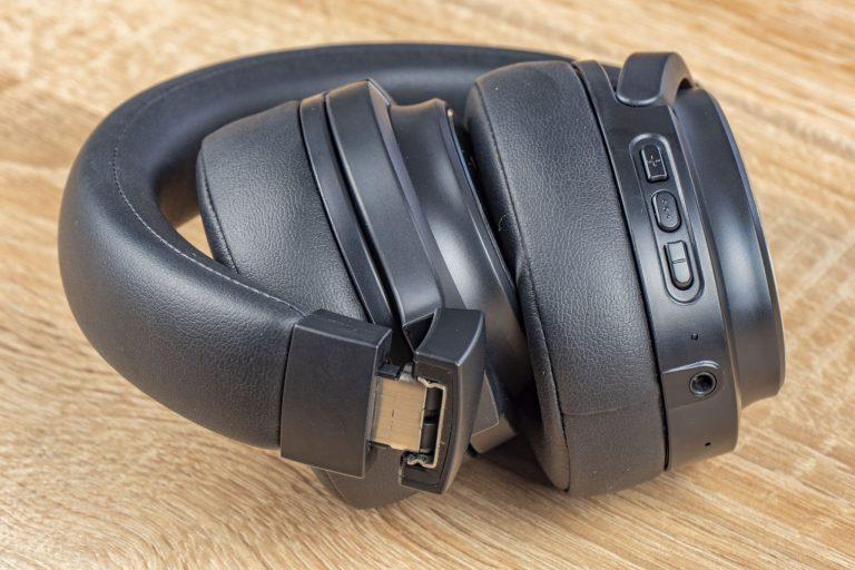 Awei A950BL Bluetooth-os fejhallgató teszt 13