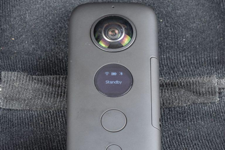 Insta 360 One X kamera teszt 2