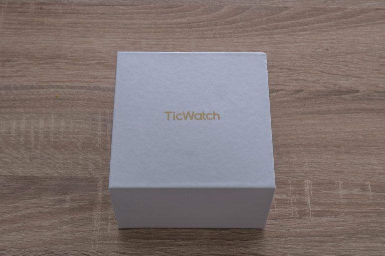 Ticwatch C2 okosóra teszt 2