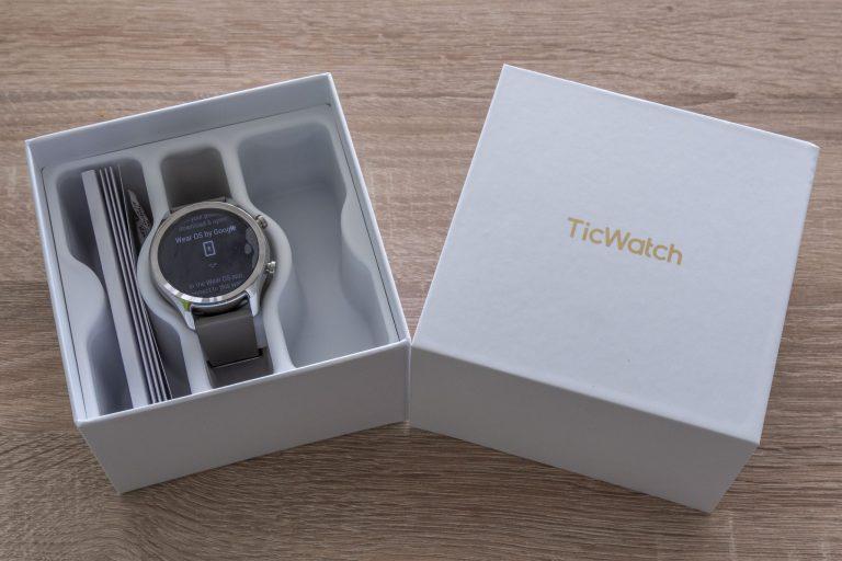 Ticwatch C2 okosóra teszt 3