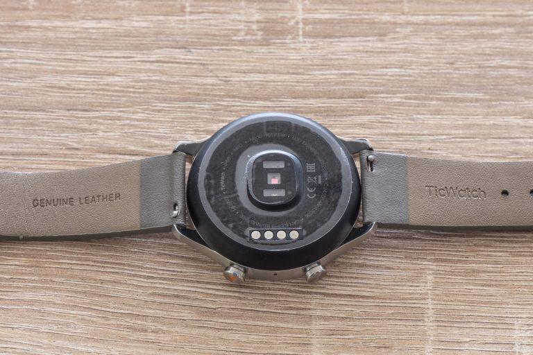 Ticwatch C2 okosóra teszt 10