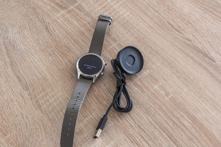 Ticwatch C2 okosóra teszt 7