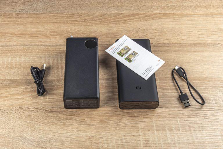 20 Ah-s Xiaomi és 30 Ah-s Baseus powerbankok tesztje 11