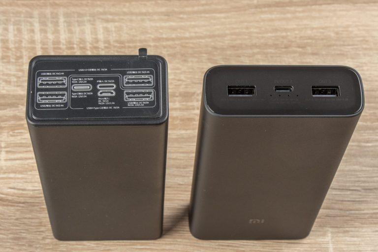 20 Ah-s Xiaomi és 30 Ah-s Baseus powerbankok tesztje 8