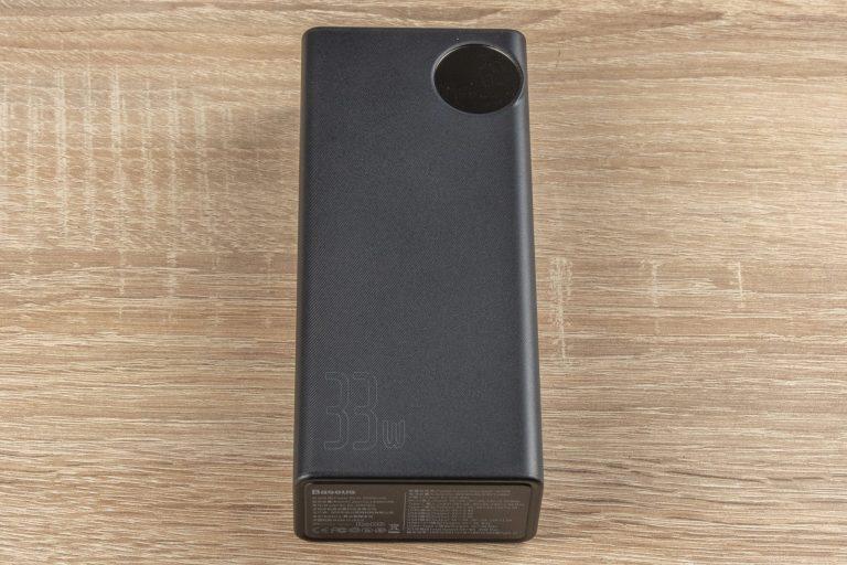 20 Ah-s Xiaomi és 30 Ah-s Baseus powerbankok tesztje 15