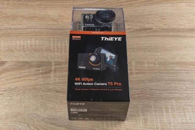 ThiEYE T5 Pro akciókamera teszt 2