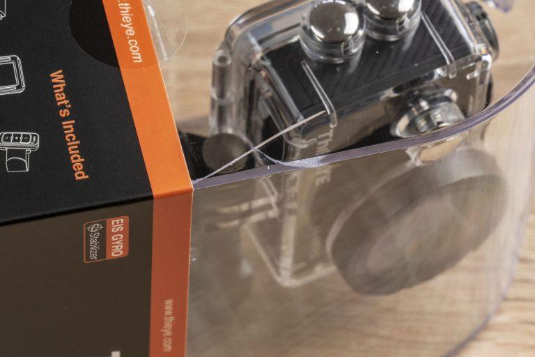 ThiEYE T5 Pro akciókamera teszt 3