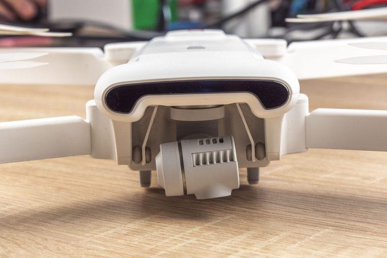 Xiaomi Fimi X8 SE drón teszt 19
