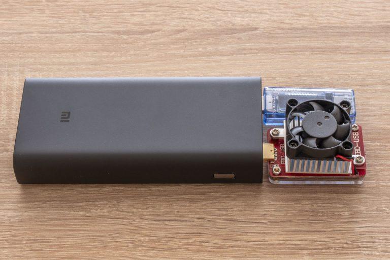 20 Ah-s Xiaomi és 30 Ah-s Baseus powerbankok tesztje 17