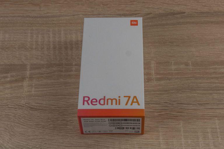 Redmi 7A okostelefon teszt 22