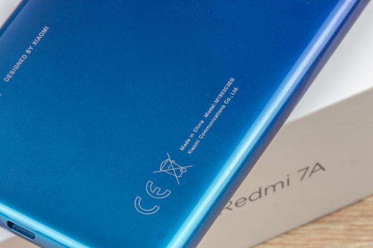 Redmi 7A okostelefon teszt 17