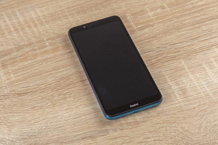 Redmi 7A okostelefon teszt 11
