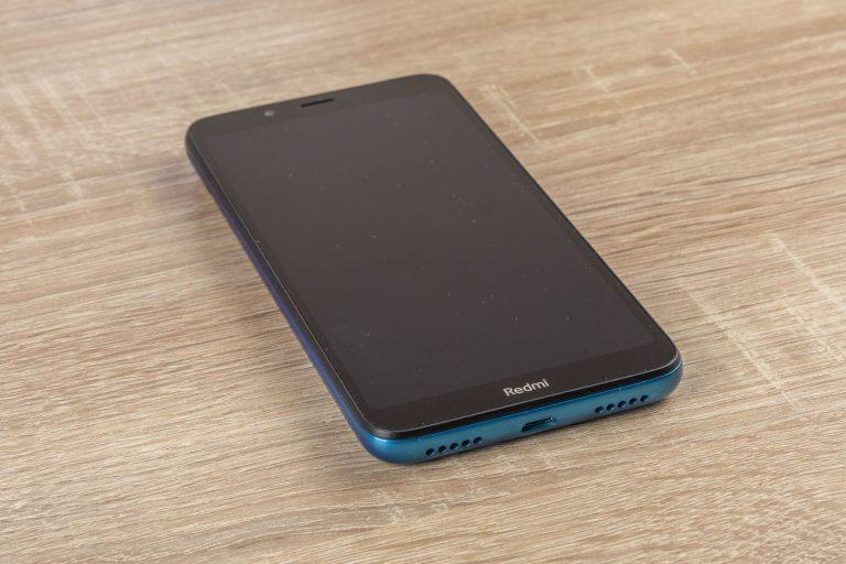 Redmi 7A okostelefon teszt 10