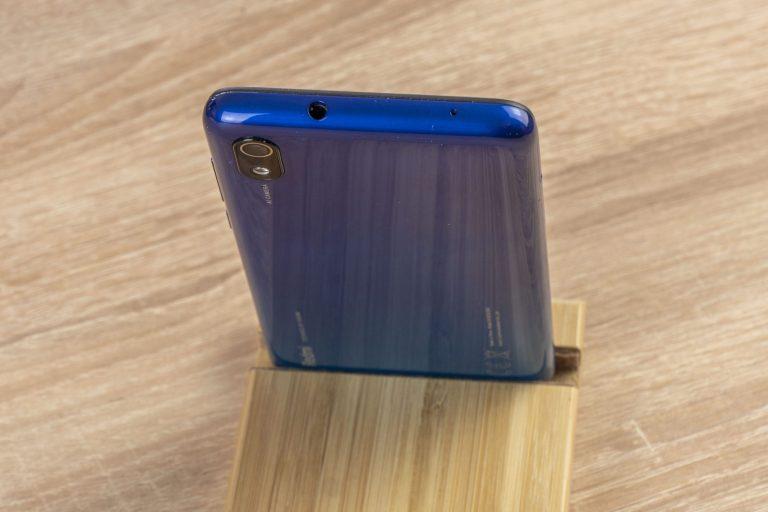 Redmi 7A okostelefon teszt 8