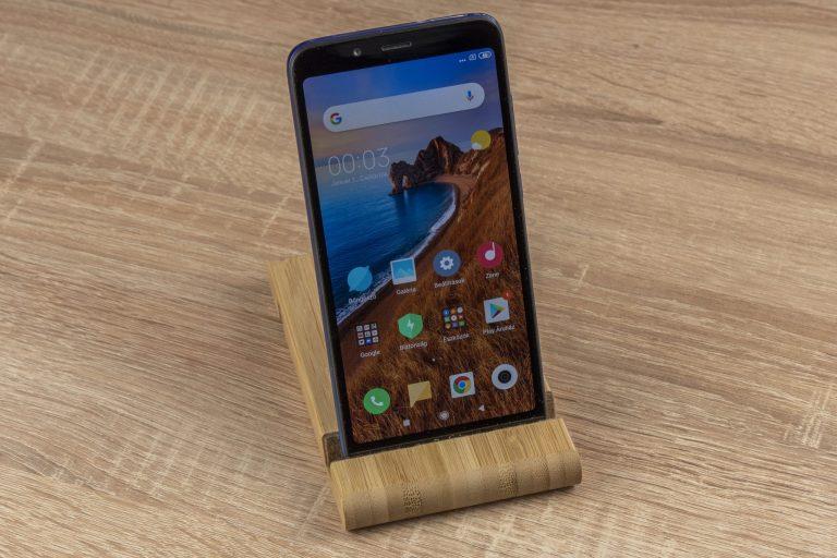 Redmi 7A okostelefon teszt 3