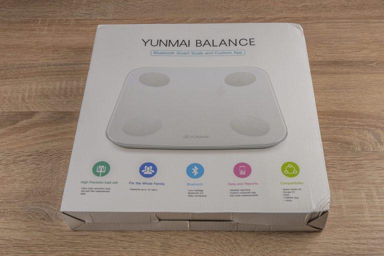 Xiaomi Yunmai Mini 2 okosmérleg teszt 8