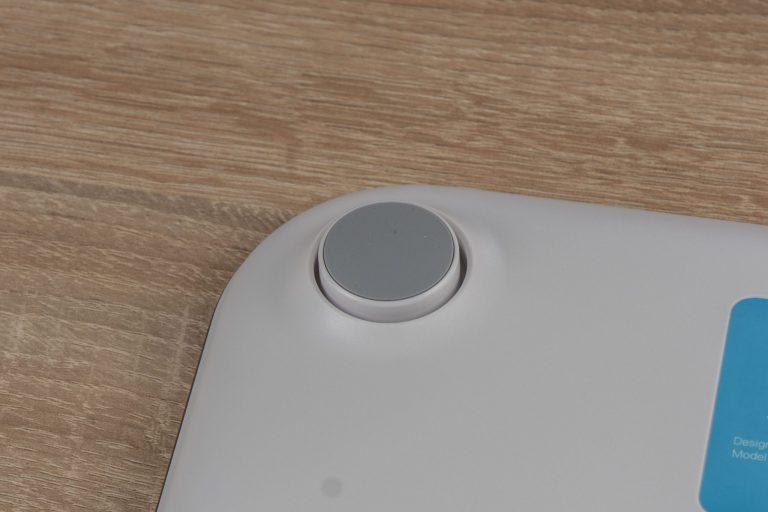 Xiaomi Yunmai Mini 2 okosmérleg teszt 4