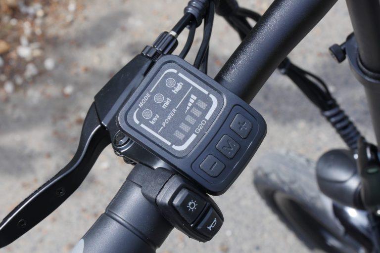 Fiido D3S elektromos bicikli teszt 21