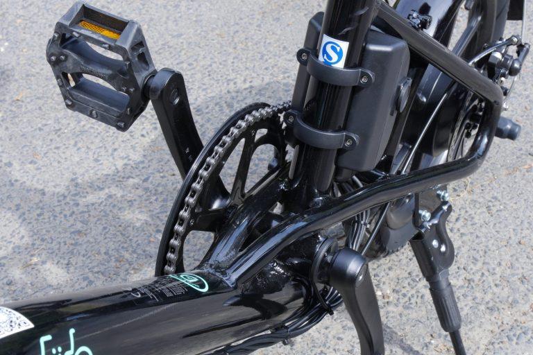 Fiido D3S elektromos bicikli teszt 37