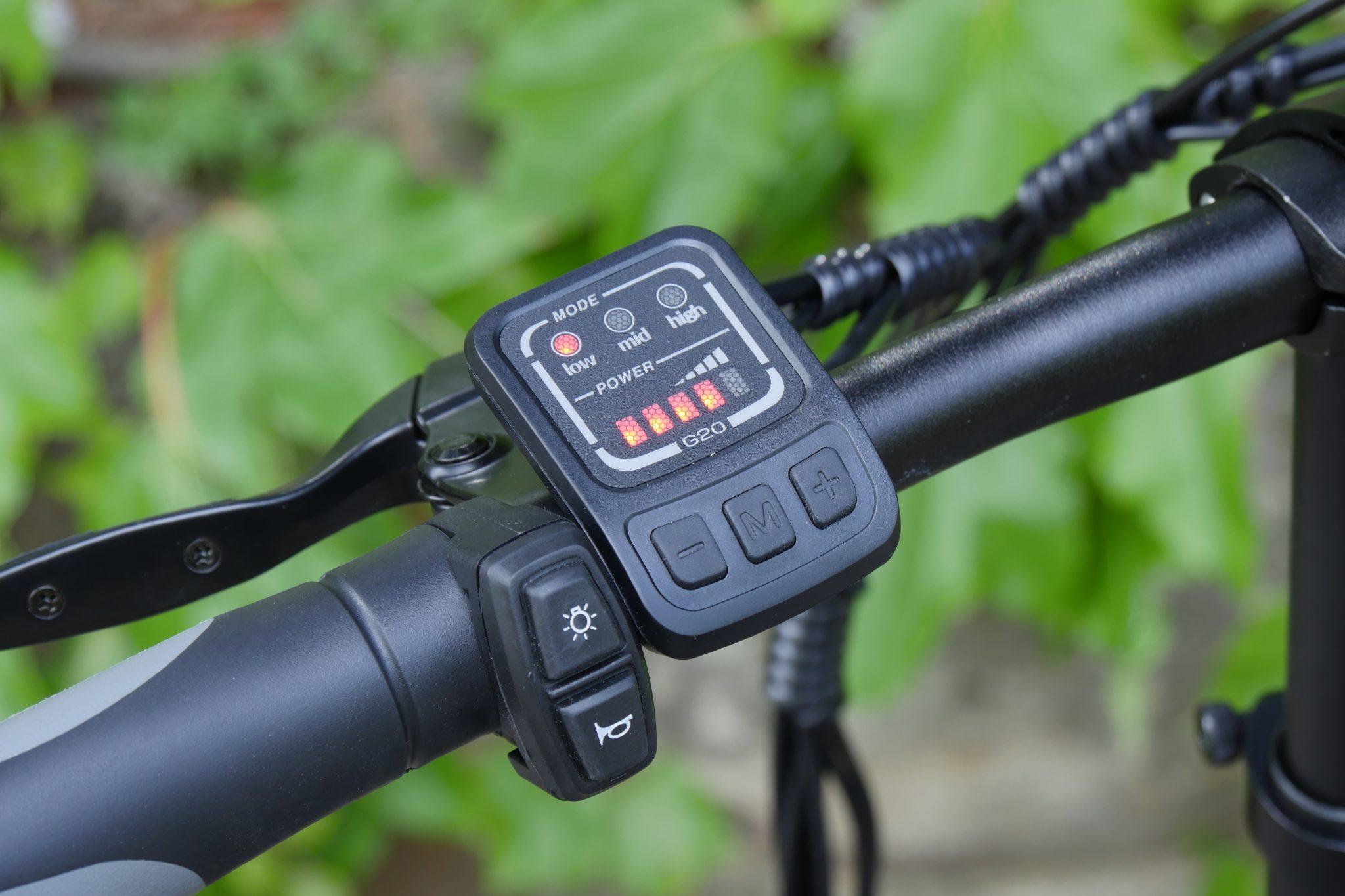 Fiido D3S elektromos bicikli teszt 40