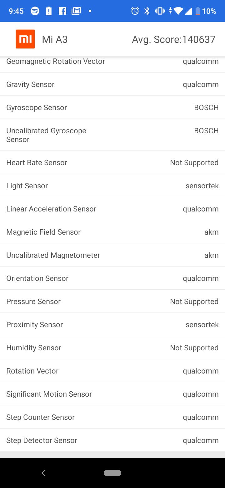 Xiaomi Mi A3 okostelefon teszt 9
