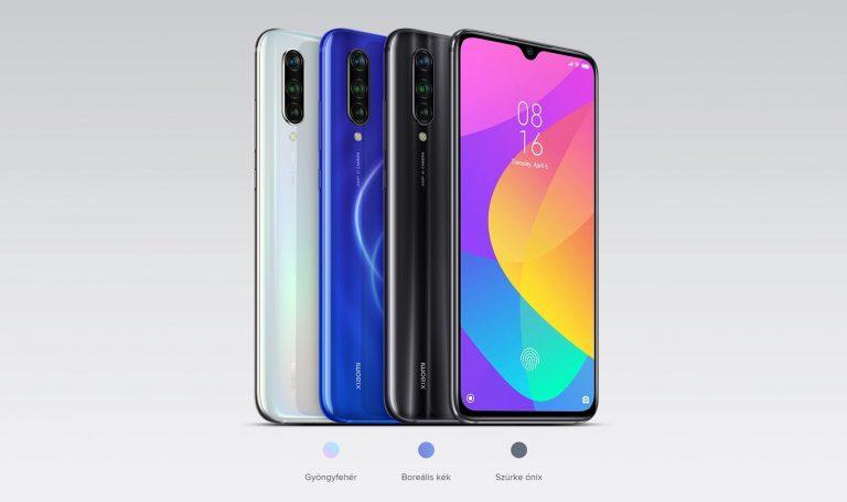 Xiaomi Mi 9 Lite okostelefon 2