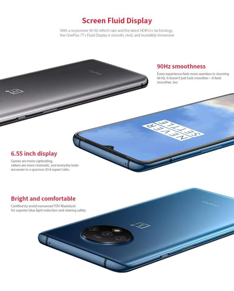 OnePlus 7T a Gearbesten 2
