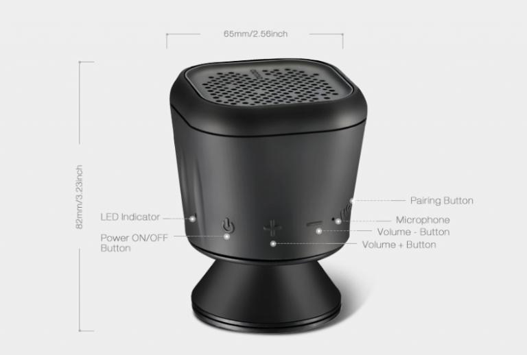 7 dollárért Bluetooth hangszóró? 2