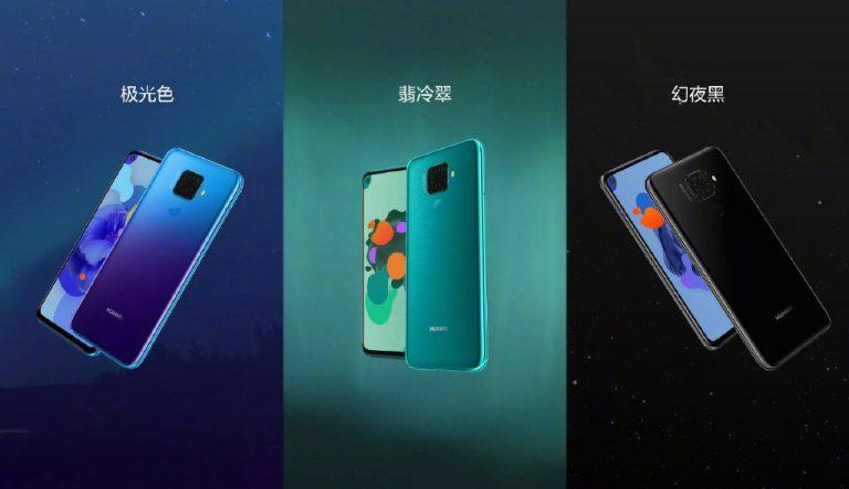 Hivatalos specifikációkat tudunk a Huawei Nova 5z-hez 5