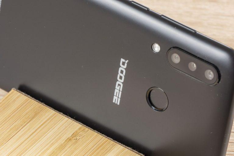 Doogee N20 okostelefon teszt 4
