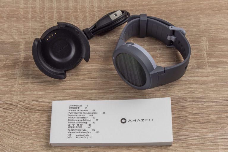 Xiaomi Amazfit Verge Lite okosóra teszt 3