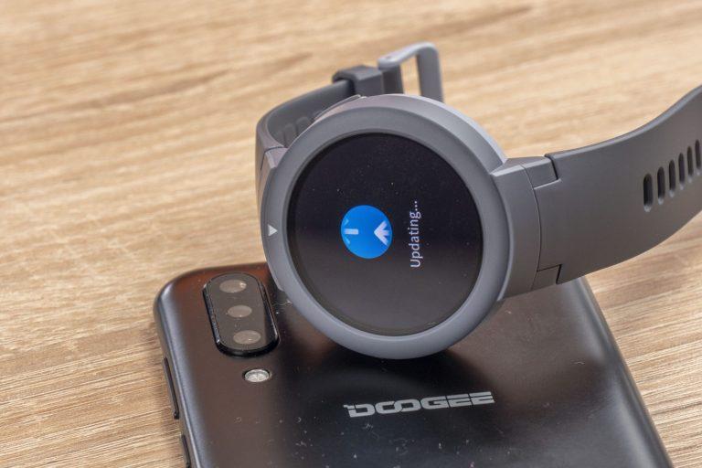 Xiaomi Amazfit Verge Lite okosóra teszt 8