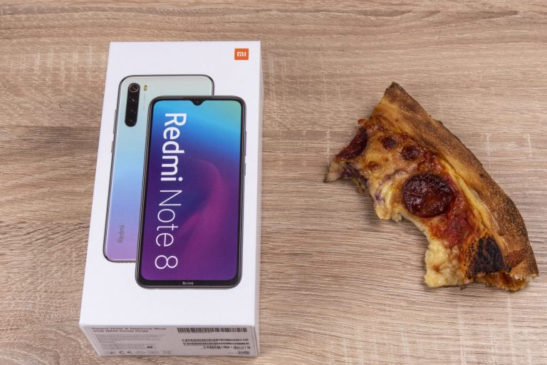 Redmi Note 8 okostelefon teszt 9