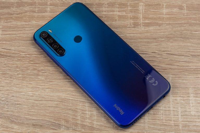Redmi Note 8 okostelefon teszt 12
