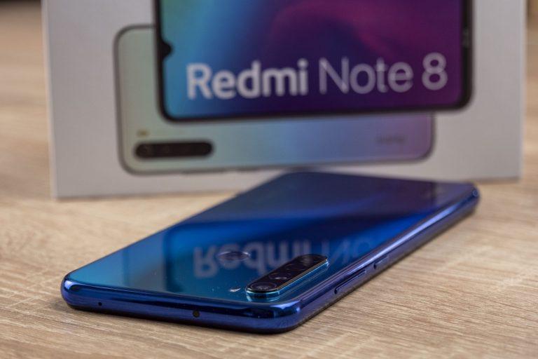 Redmi Note 8 okostelefon teszt 19