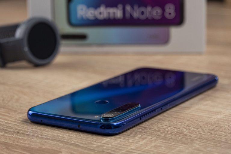 Redmi Note 8 okostelefon teszt 6