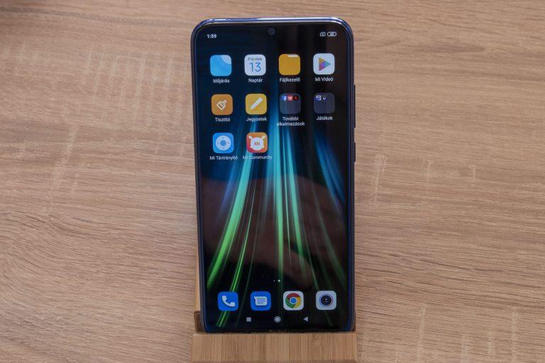 Redmi Note 8 okostelefon teszt 4